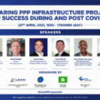 Lean Africa Consultants Limited cohosts an infrastructure Webinar with PPP Solutions Limited, UK, Ansarada, Australia and K & M Advisors of the USA.